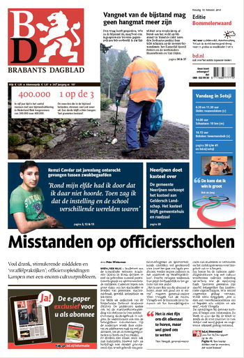 Brabands Dagblad proefabonnement