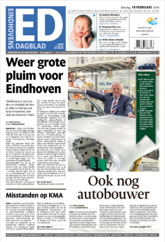 Eindhovens dagblad Proefabonnement