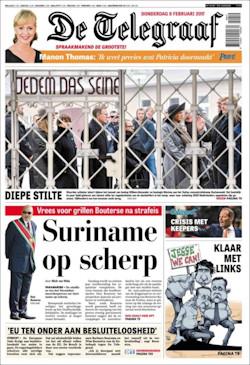 Telegraaf  abonnement
