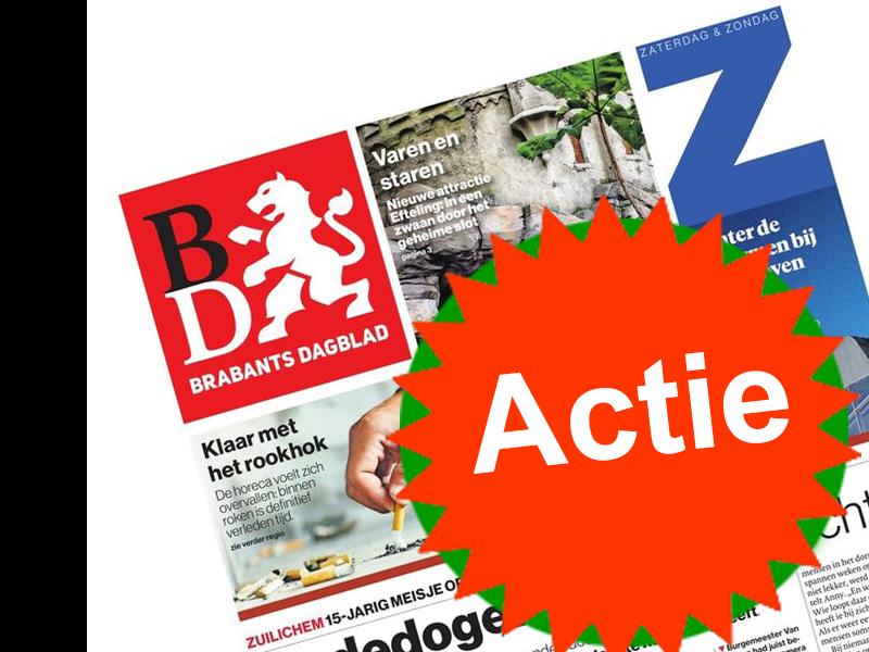 Brabants Dagblad proefabonnement